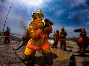 PPCI e Combate a Incêndio