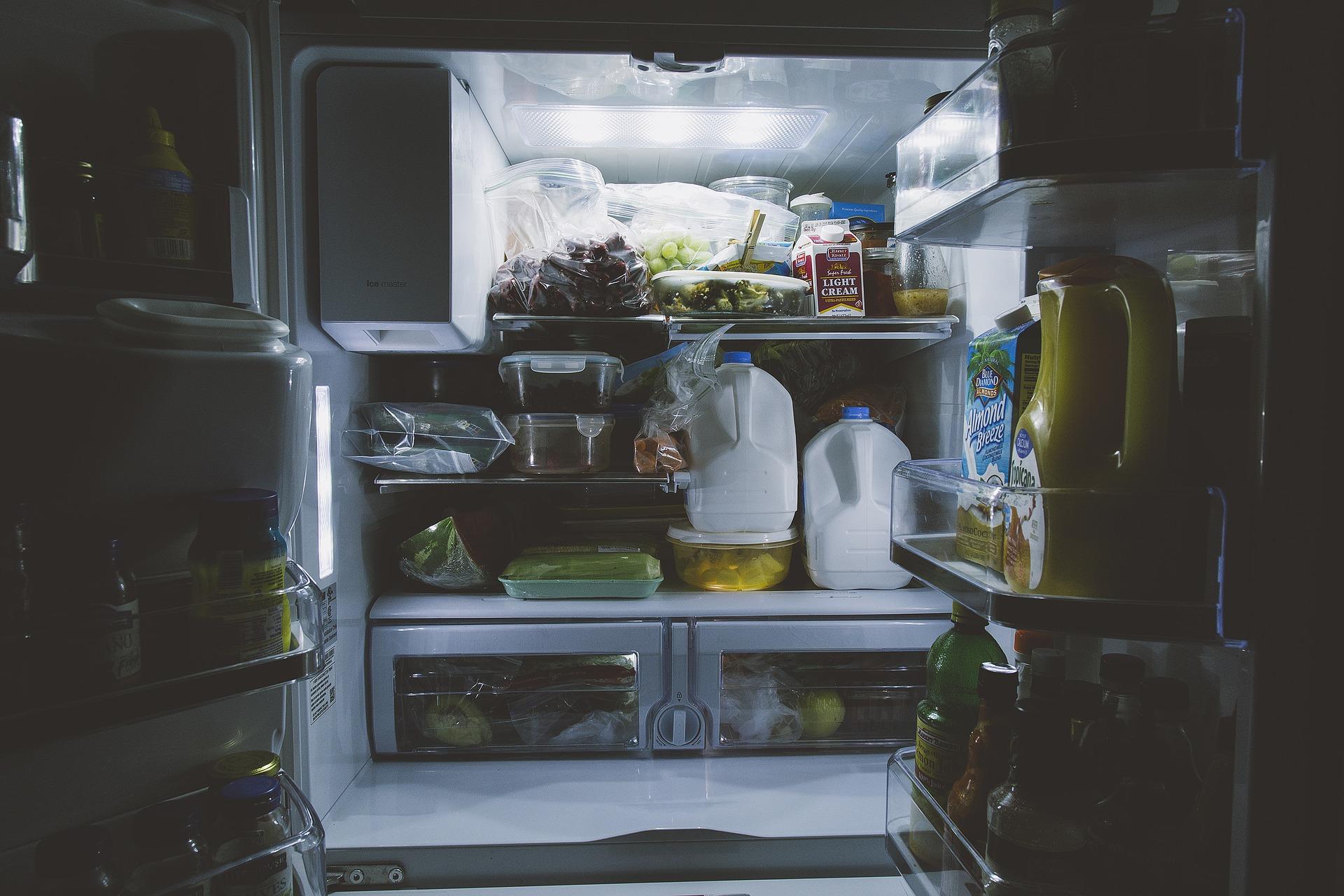 Eletrodomésticos que mais consomem energia- geladeira